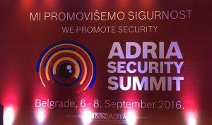 Adria Summit 2016